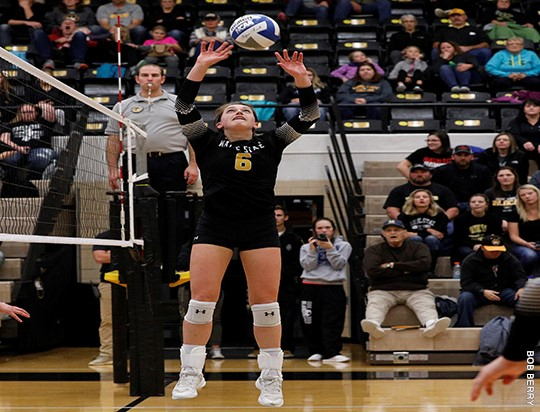 Wildcats Swept At Minnesota State-Mankato, Looking To Build Momentum Into Conference Tourney
