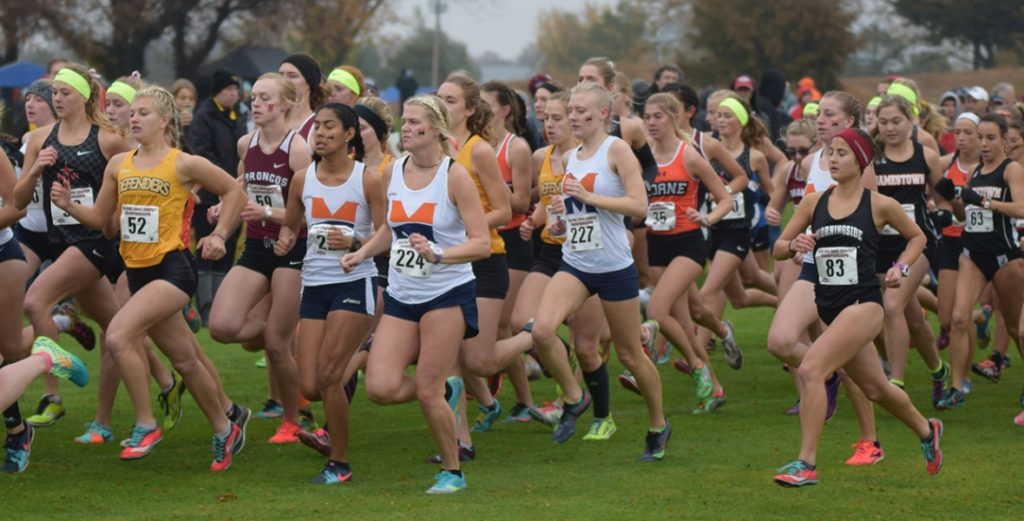 Midland Hosts GPAC Cross Country Championships; Men and Women Both Finish Sixth