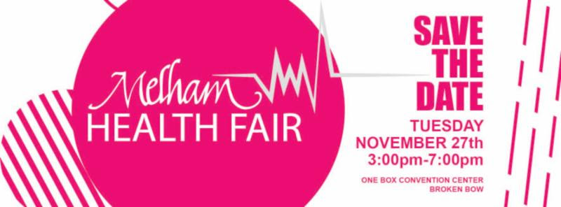 JMMMMC To Host Health Fair At The One Box Convention Center, TODAY!