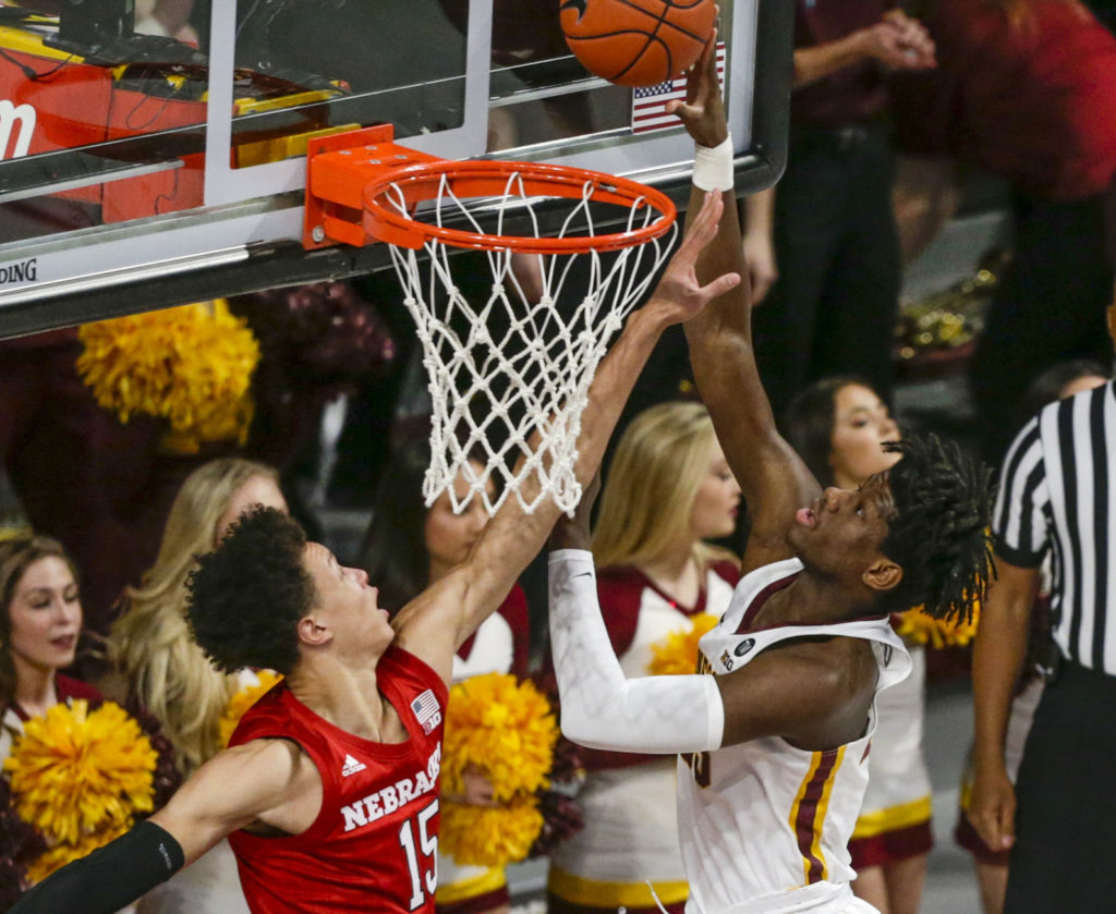 No. 24 Nebraska basketball loses 13-point second-half lead, drops game at Minnesota