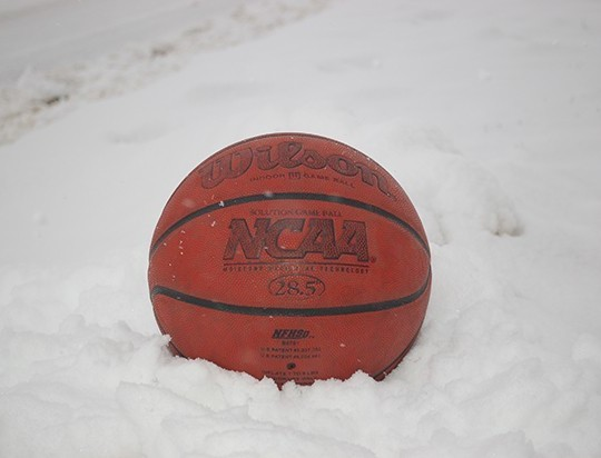 Snowy forecast changes Tuesday's boys basketball sub-districts schedule