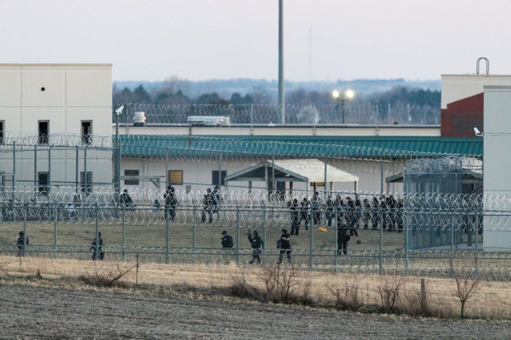 Nebraska Corrections Department reports decrease in turnover, but union questions numbers