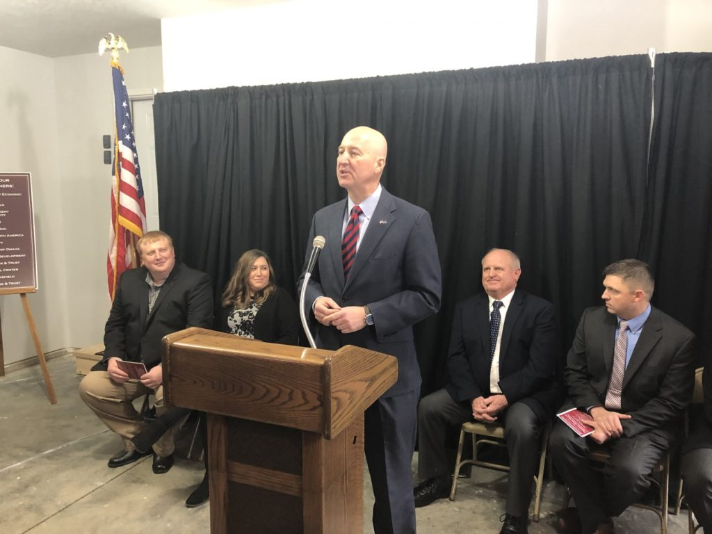 Wayne Community Housing Development Corporation Welcomes Governor Ricketts For Ribbon Cutting Ceremony