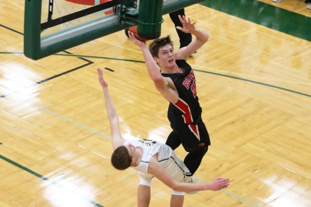 High School Basketball Scores 1/10