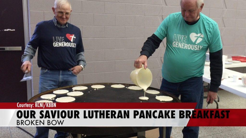 Annual Pancake Breakfast a Success