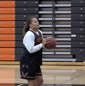 From the pitch to the court - Doane women's basketball seeks help from former Husker soccer star