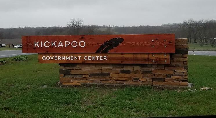 Government Shutdown Leads To Kickapoo Layoffs