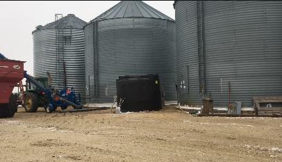 Nebraska City man dies in grain bin accident