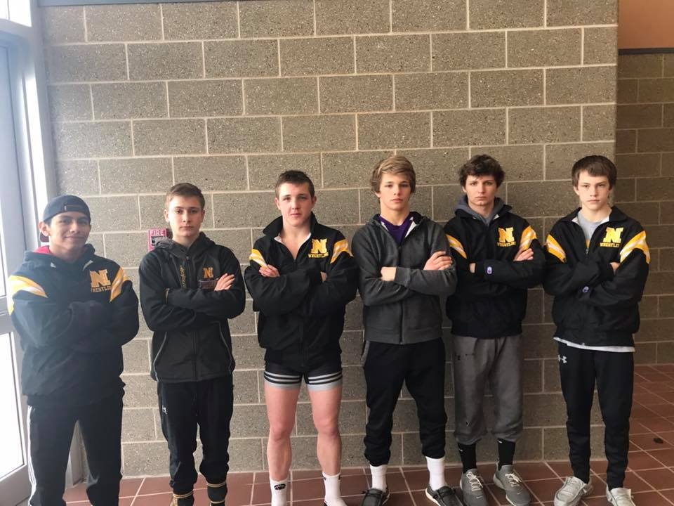 Nebraska district wrestling roundup