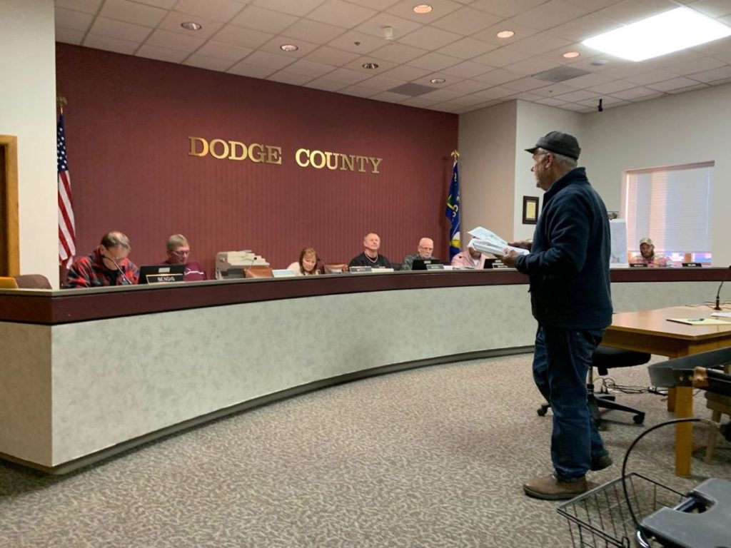 Farmers, neighbors and Gov. Ricketts zone in on latest chicken farm proposal in Dodge County