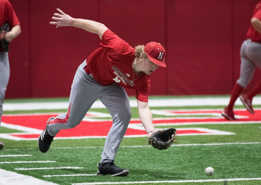 Husker baseball looking to commit fewer errors at this weekend's Frisco Classic