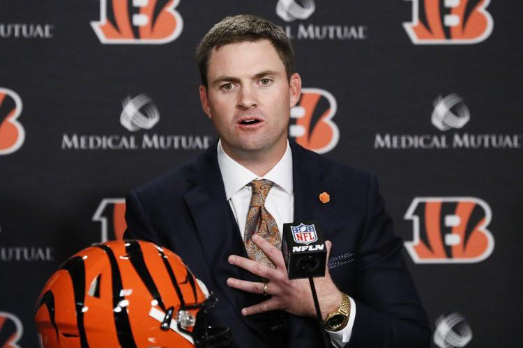 Zac Taylor calls on influence of coaches like Bill Callahan to set high standards with Bengals