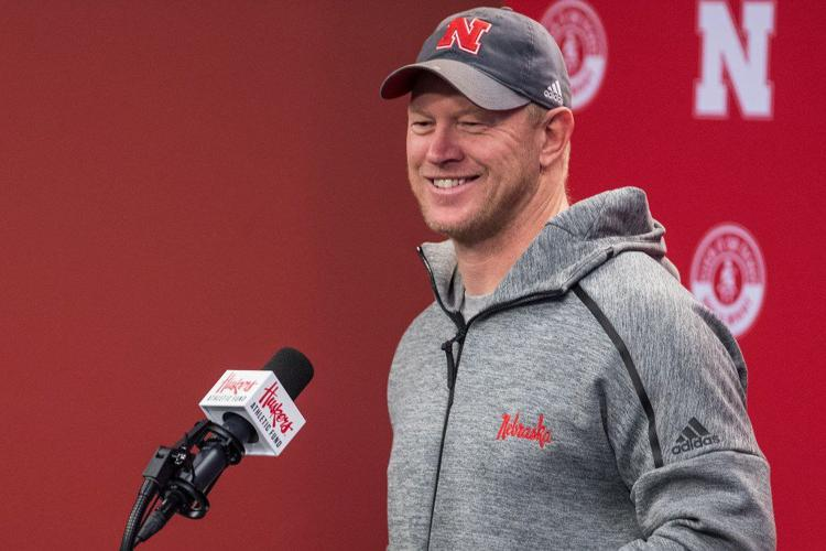 With another class complete, Scott Frost finds comfort in Huskers' improvement in one year