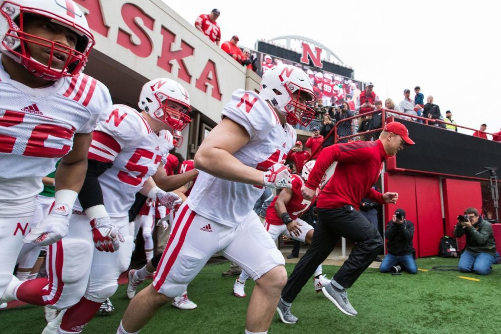 Huskers' spring game sells out for second straight season