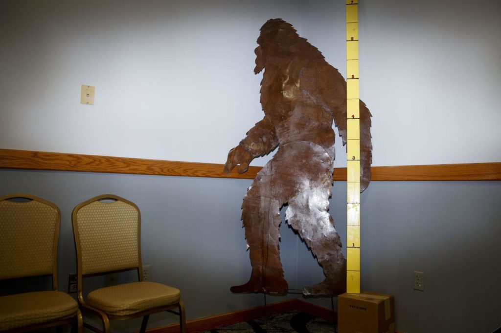 'It's fantastic': Bigfoot believers returning to Hastings for third annual conference