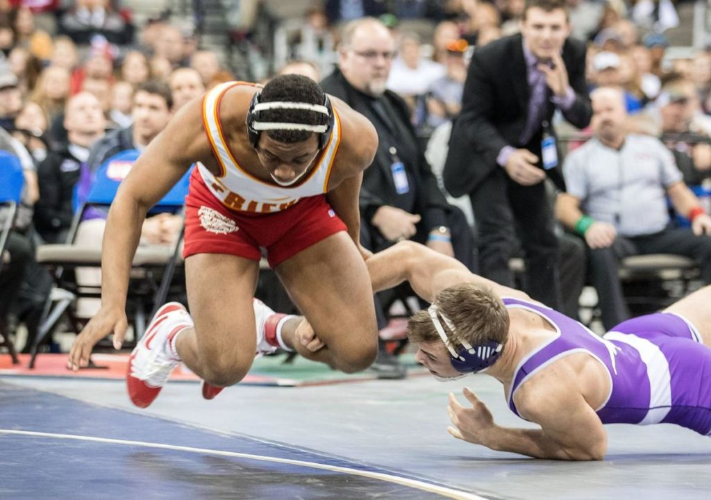 Championship Saturday notebook from Nebraska state wrestling