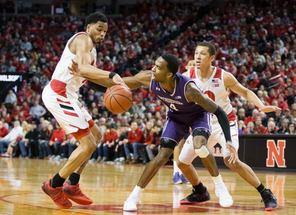 Isaiah Roby's double-double helps Nebraska basketball defeat Northwestern, double win streak