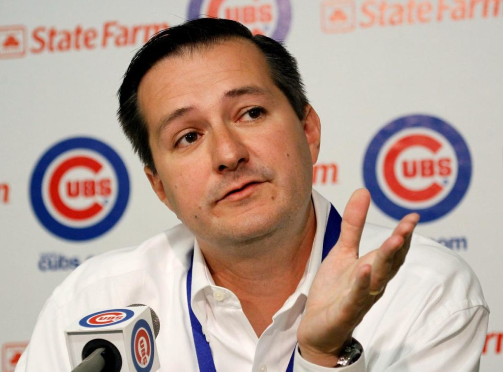 Cubs Chairman Tom Ricketts apologizes for distraction of father's offensive emails