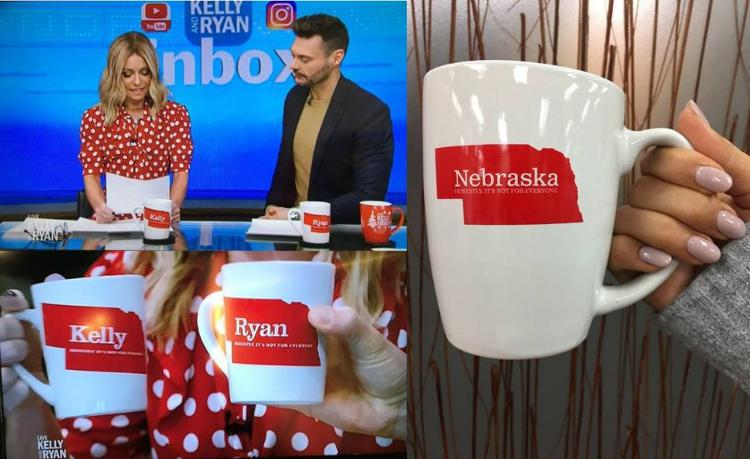 Kelly Ripa and Ryan Seacrest empathize with Nebraska; they too are not for everyone