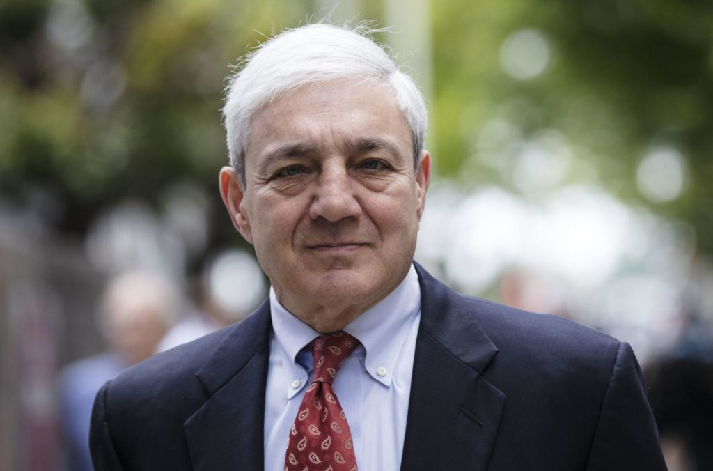 Graham Spanier, ex-Penn State president and former UNL chancellor, may soon be headed to jail