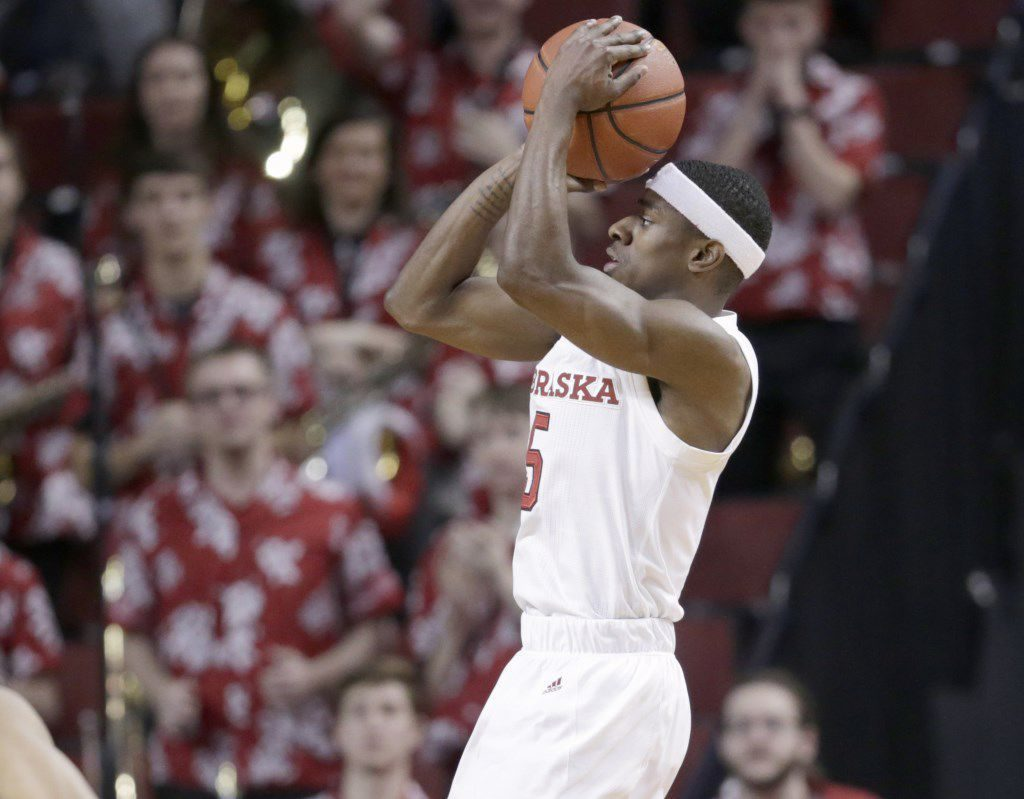 Glynn Watson's 25 points not enough as Nebraska falls to No. 15 Purdue