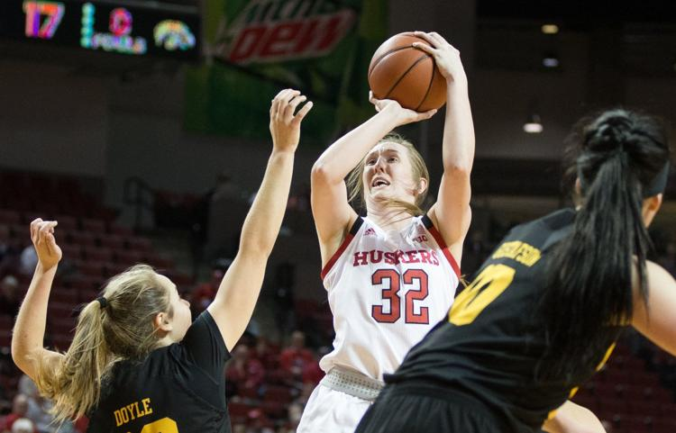 Husker women fall at home as Megan Gustafson, Hawkeyes surge down the stretch