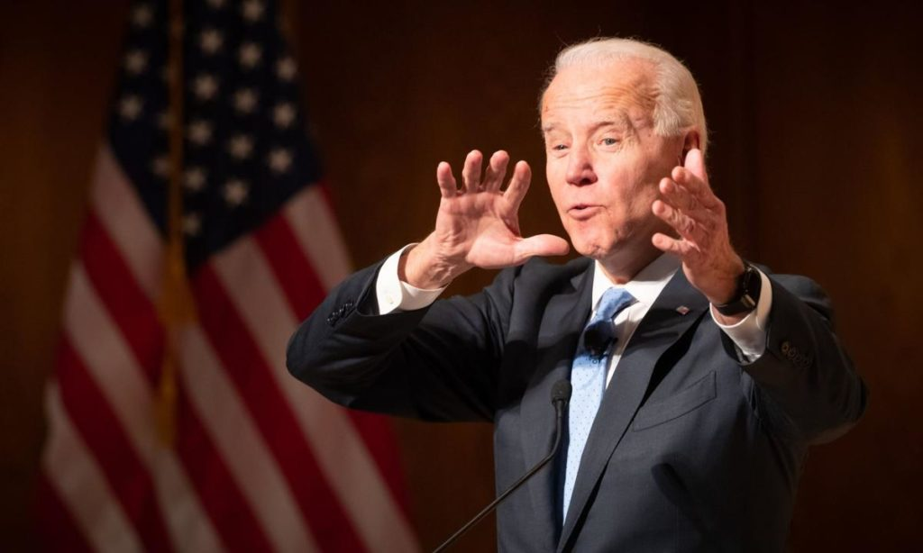 At UNO, Joe Biden says U.S. plays vital role on world stage, calls going it alone 'complete folly'