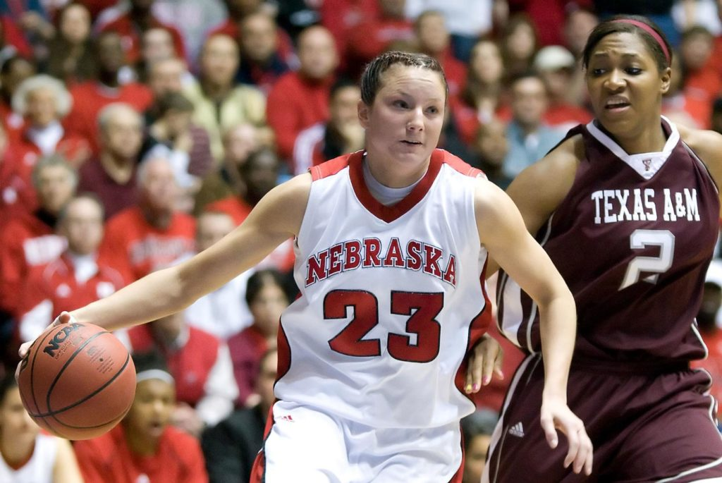 Former Husker All-American Kelsey Griffin signs with Minnesota Lynx