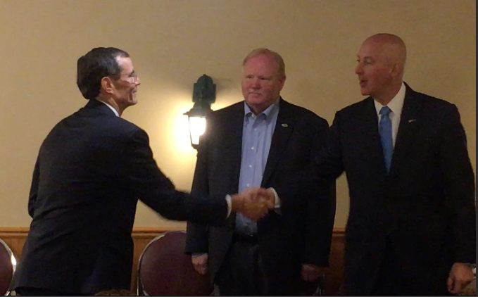 Ricketts Supports Cap On Local Government Taxation