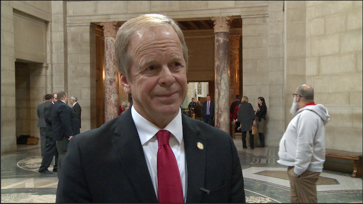Briese Talks Opposition To Beer Tax Increase