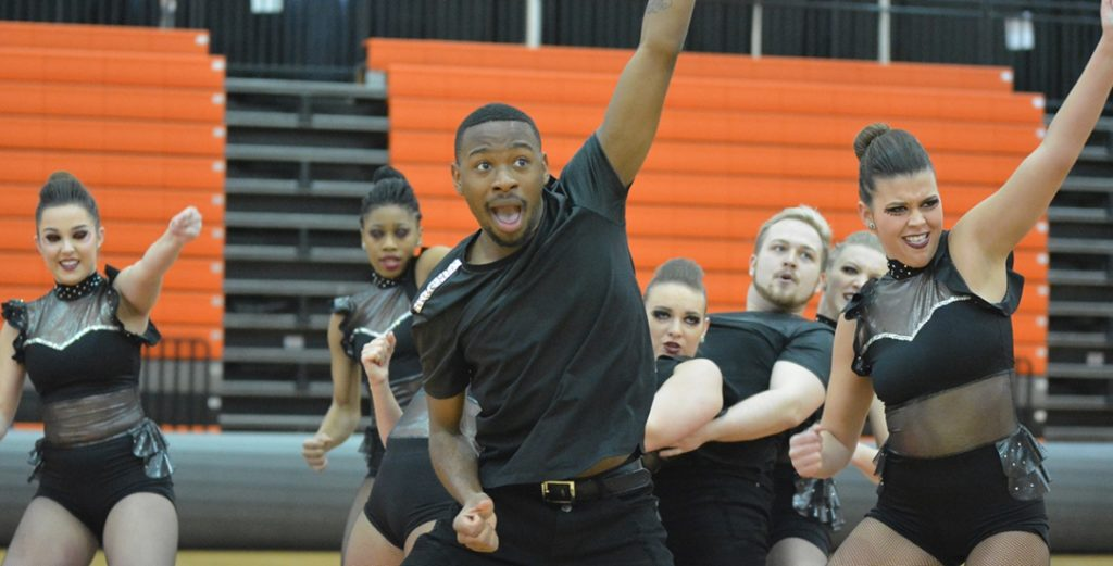 Midland Dance Places First at Northwest Qualifier; Earns Bid to Nationals