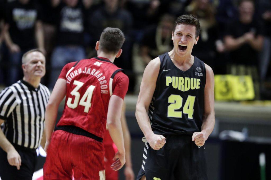 Husker hoops' losing streak reaches seven after Purdue pulls away in second half