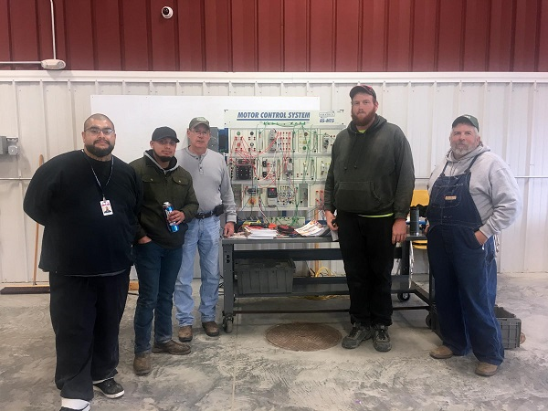 MPCC Broken Bow Campus Offers Electrical Training