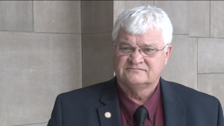 Sen. Mike Groene Discusses Bill To Authorize Restraint & Removal Of Students