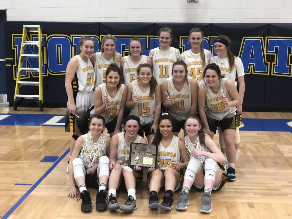 Mullen Claims District Title and Advances to State Tournament