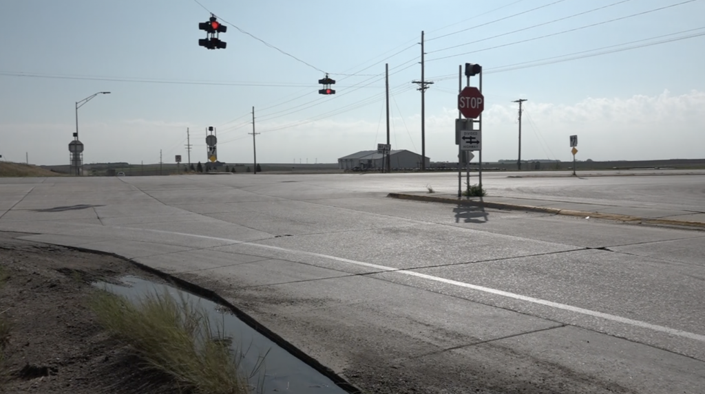 Humphrey Intersection Review Completed