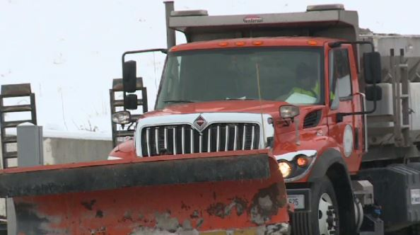 Snow Totals Grow in Omaha; Mayor Debunks Talk of Busted Snow Budget