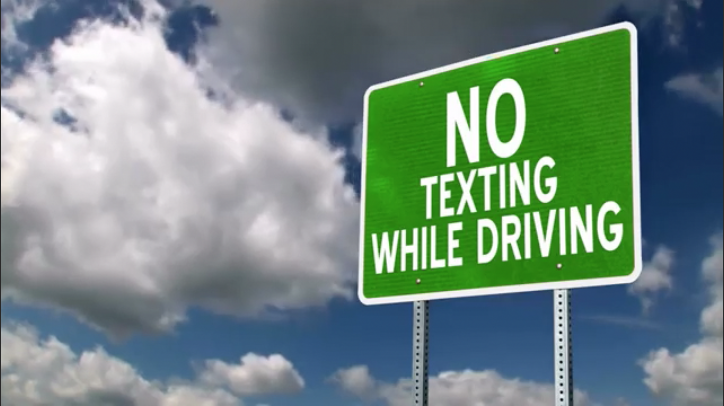 Twin River Students Raising Distracted Driving Awareness