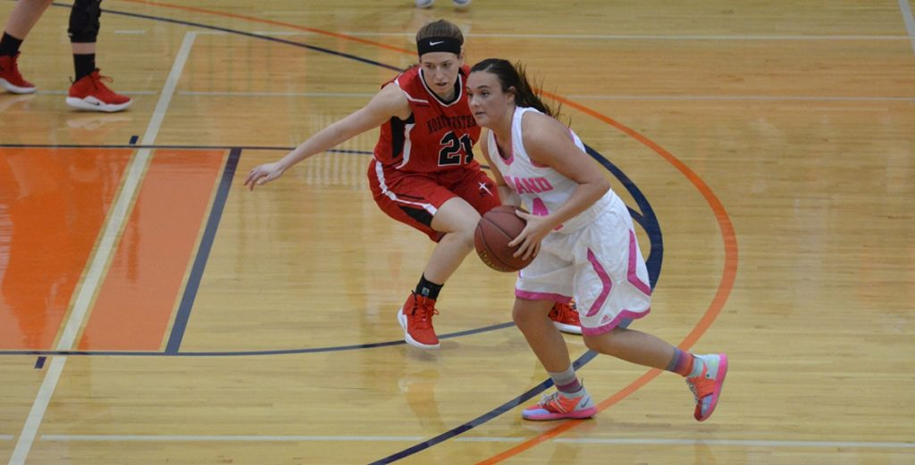 First Quarter Woes Doom Lady Warriors against No. 2 Northwestern