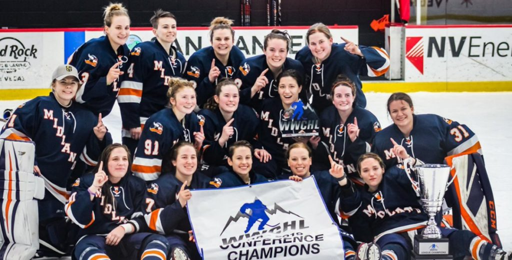 No. 12 Warriors Win WWCHL Title; Clinch Berth to Nationals