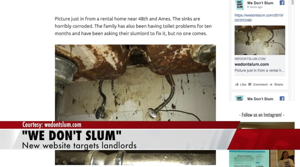 New website aims to put pressure on problem landlords