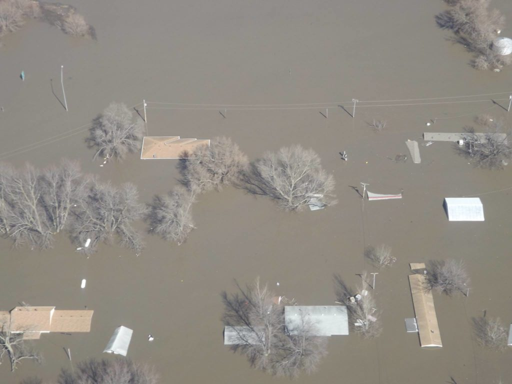 PHOTOS: Missouri River flooding in Fremont County