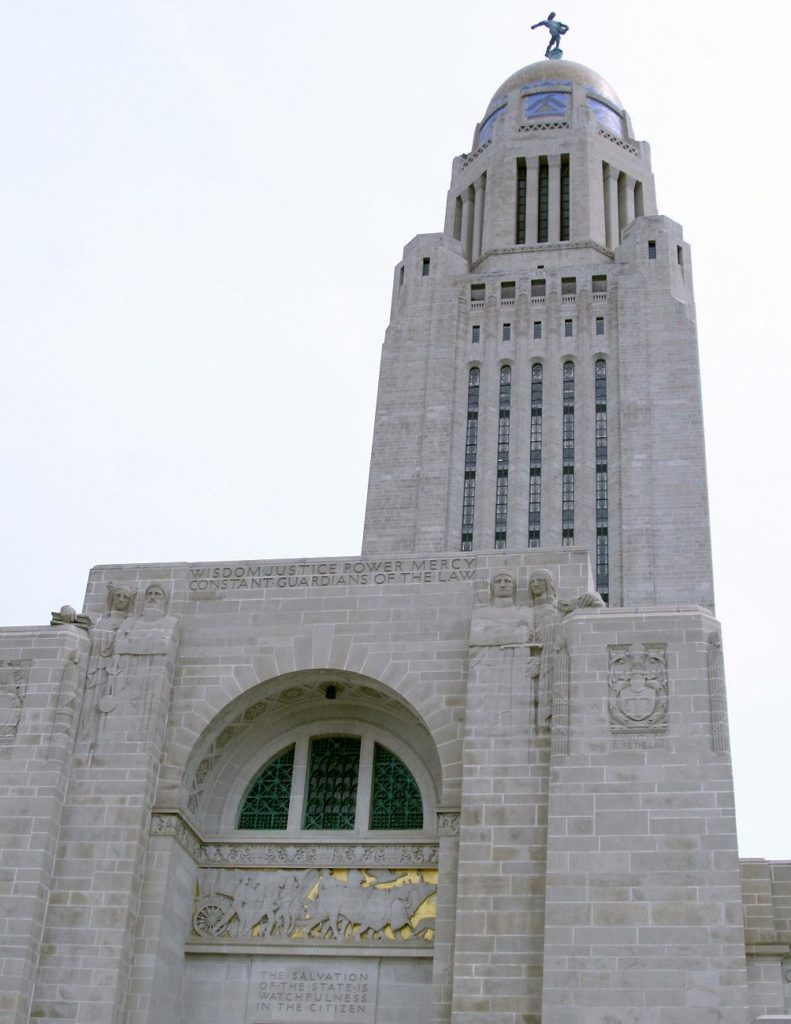 2 sides of gun debate face off on Nebraska Legislature's 'red-flag' bill, proposal to arm teachers