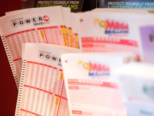 $1 million Powerball ticket sold at Fremont gas station