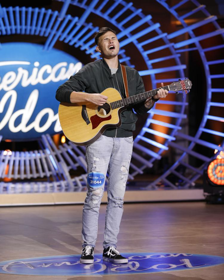 Who is Nick Townsend? Meet the 'American Idol' standout from Nebraska who's in the spotlight