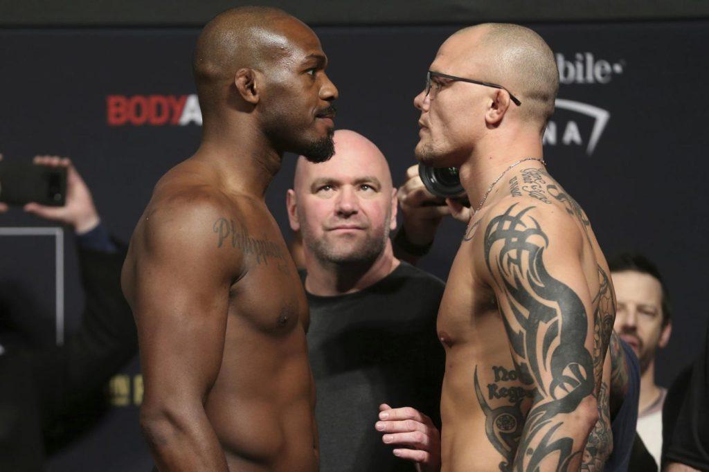 Nebraska City native Anthony Smith to face light heavyweight champion Jon Jones for UFC title