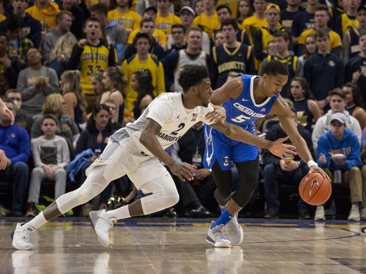 Creighton Knocks Off No. 10 Marquette
