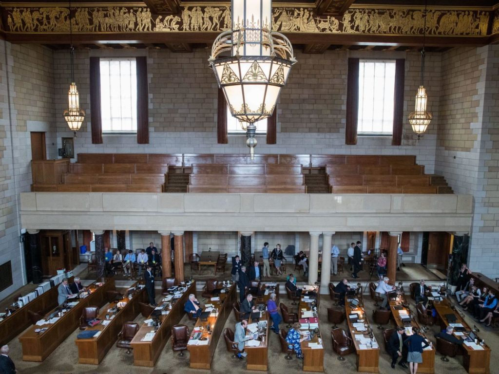Proposed LGBT job discrimination ban falls short in Nebraska Legislature after 3-hour debate