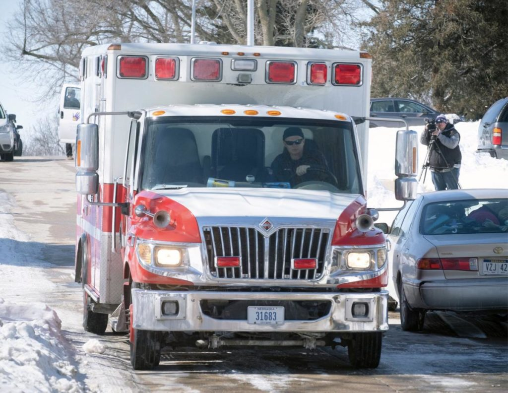 Omaha authorities identify 2 people who died of carbon monoxide poisoning