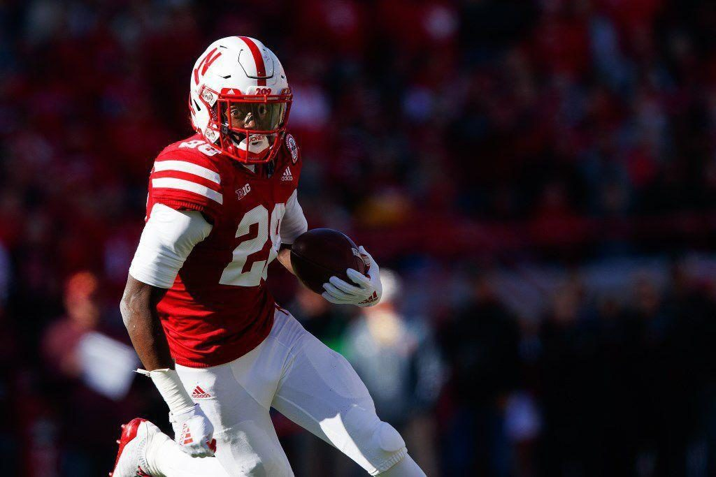 Nebraska running back Maurice Washington will be 'limited participant' at spring practice